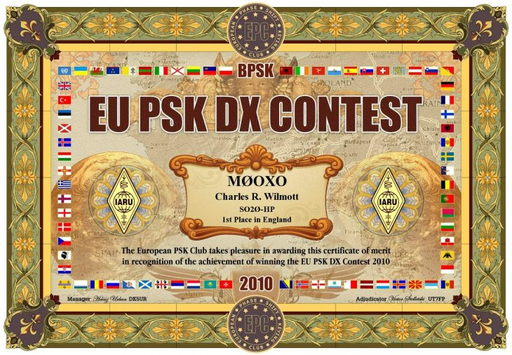 M0OXO-EU-PSK-DX-SO20-HP-2010-England