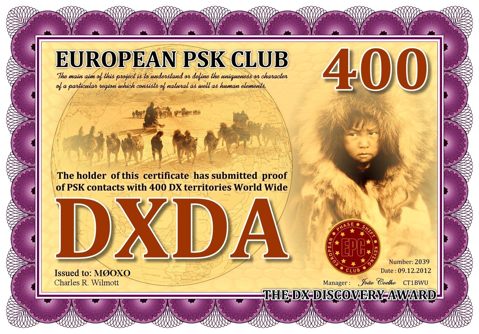 M0OXO-DXDA-400