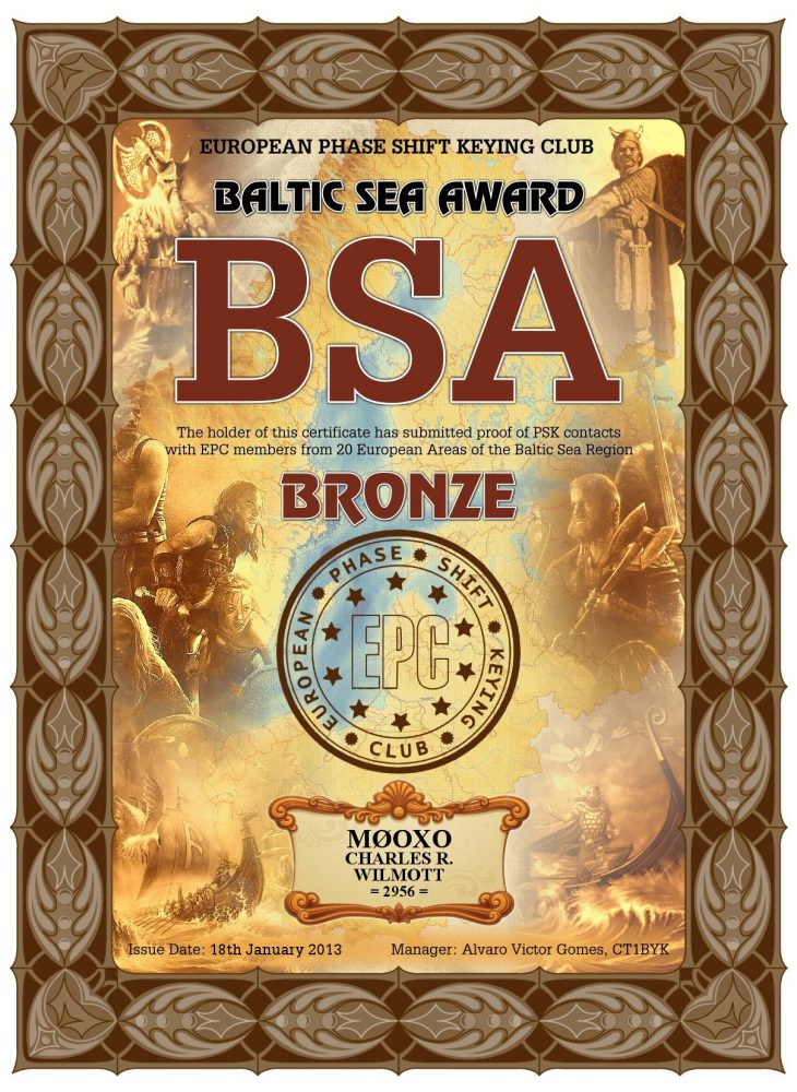M0OXO-BSA-BRONZE