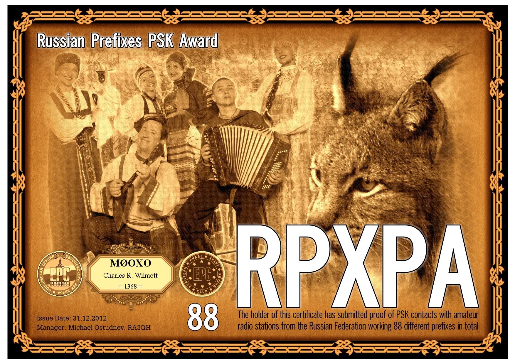 M0OXO-RPXPA-88