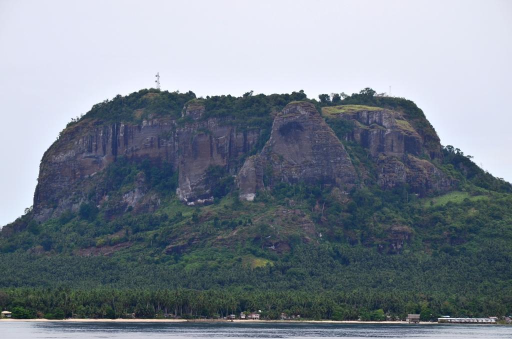 DX8DX Bongao Peak