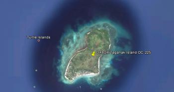 Taganak Island OC-225