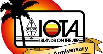 K1024 IOTA 50th logo