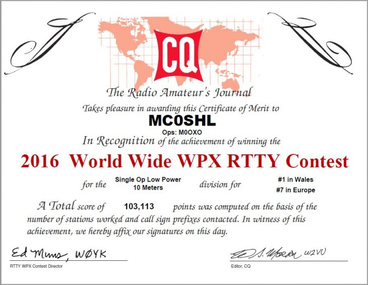 MC0SHL WPX RTTY 2016 small
