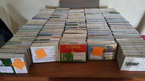 Buro cards