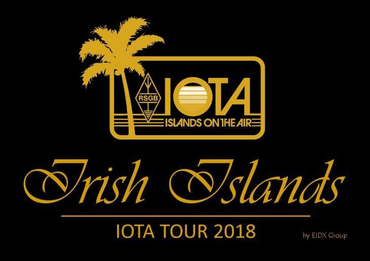 Irish islands Tour Logo