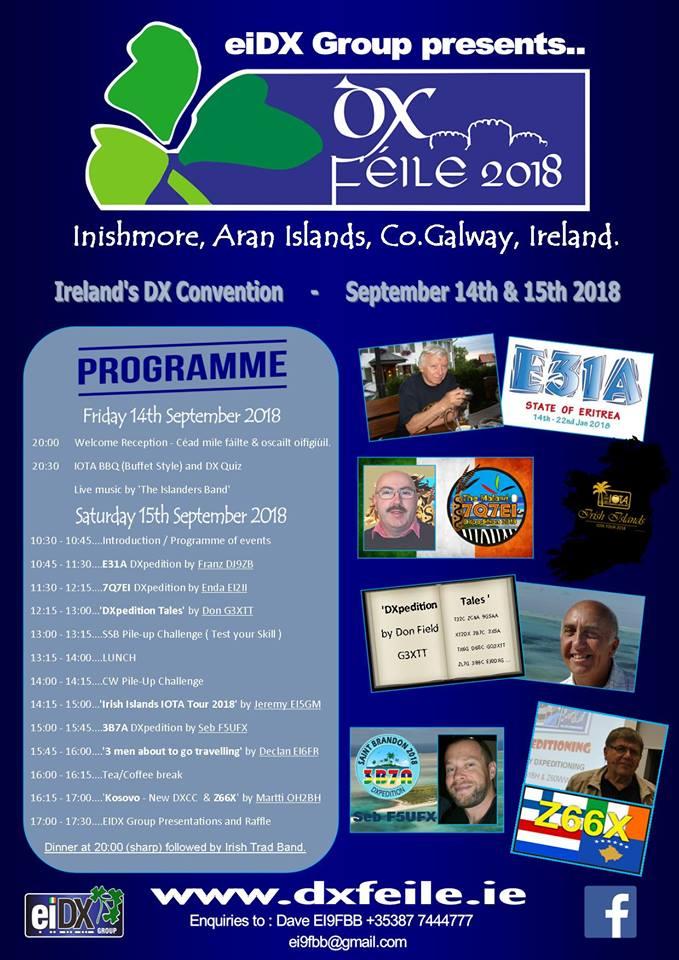EIDXG Conference 2018