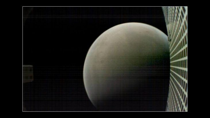 Farewell Mars 1