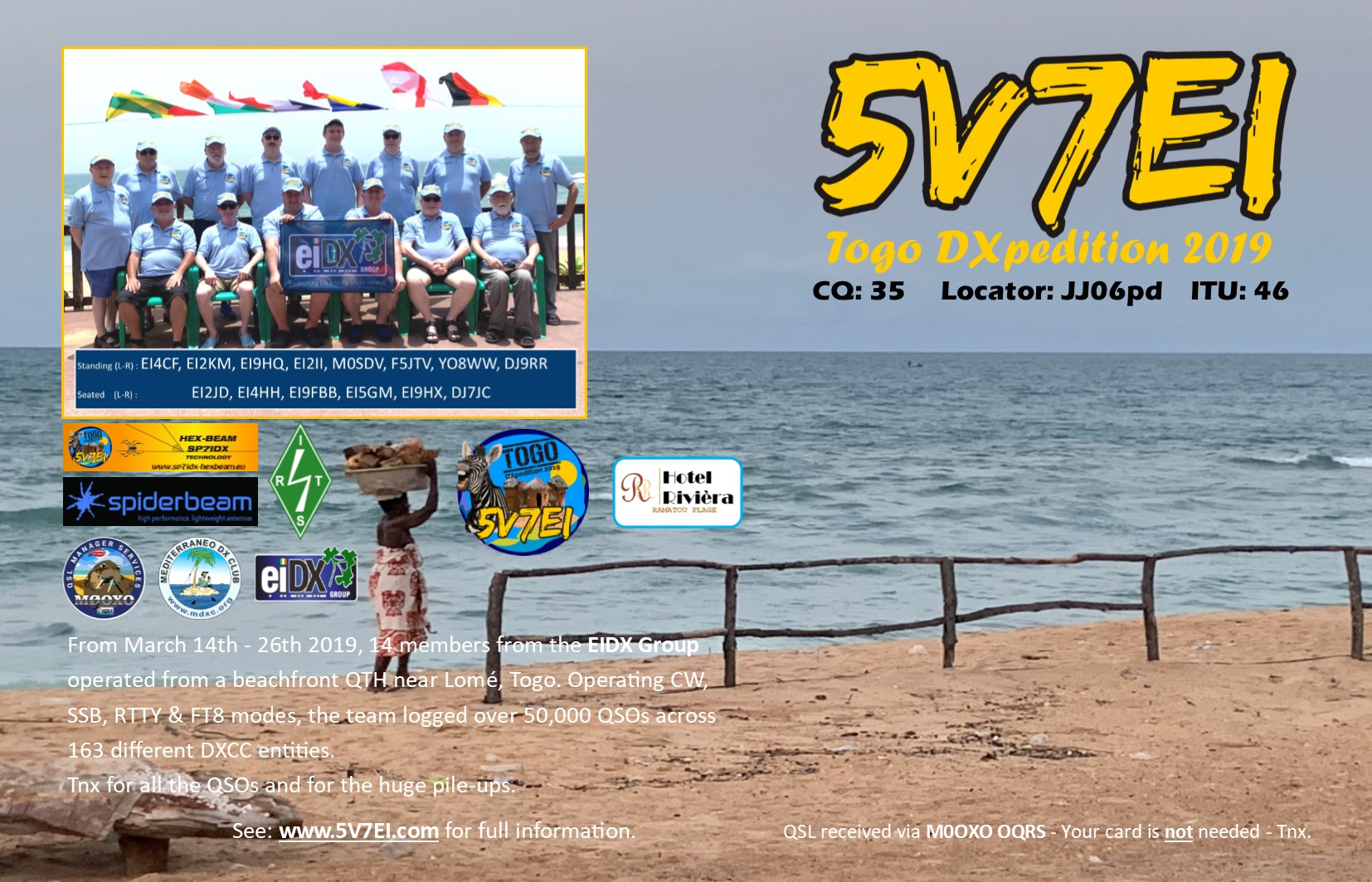 5V7EI QSL obsingle