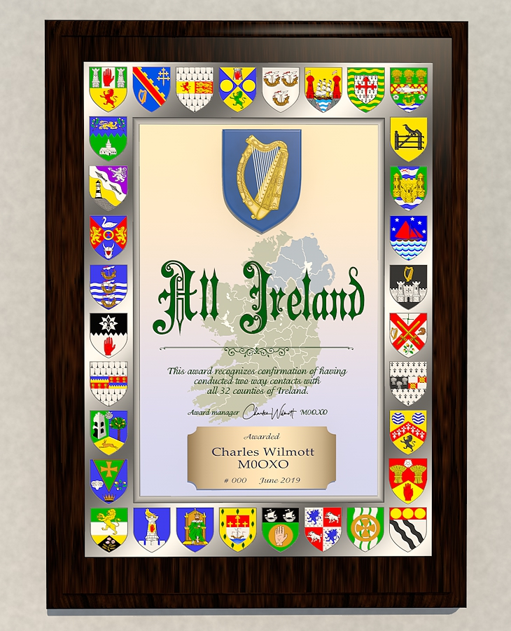 All Ireland 2 0190