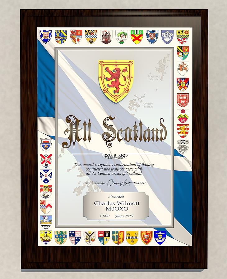 All Scotland 3 0190