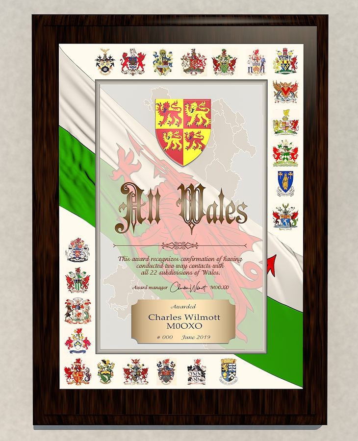 All Wales 3 0190